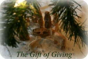 Teaching giving to preschoolers