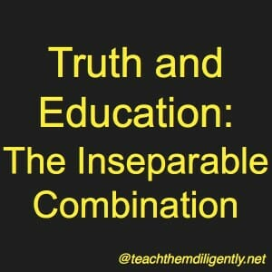 Truth and Education