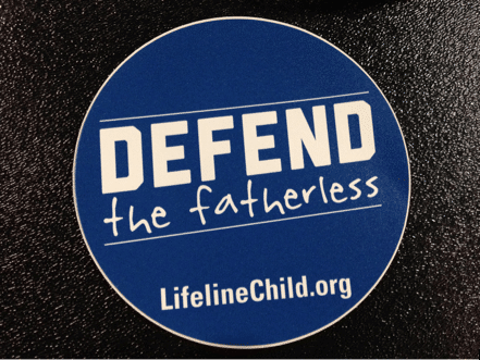 Defend the Fatherless