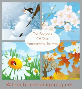 The Seasons of Your Homeschooling Journey