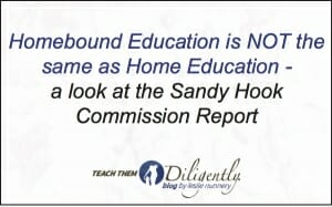 Homebound Education is not the same