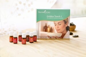 Golden Touch I Essential Oils