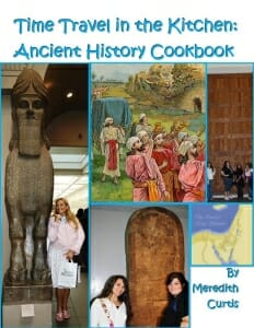 FC B Time Travel Ancient History Cookbook small