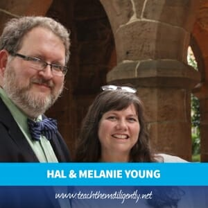 Make your plans to hear Hal and Melanie Young at Teach Them Diligently 2017