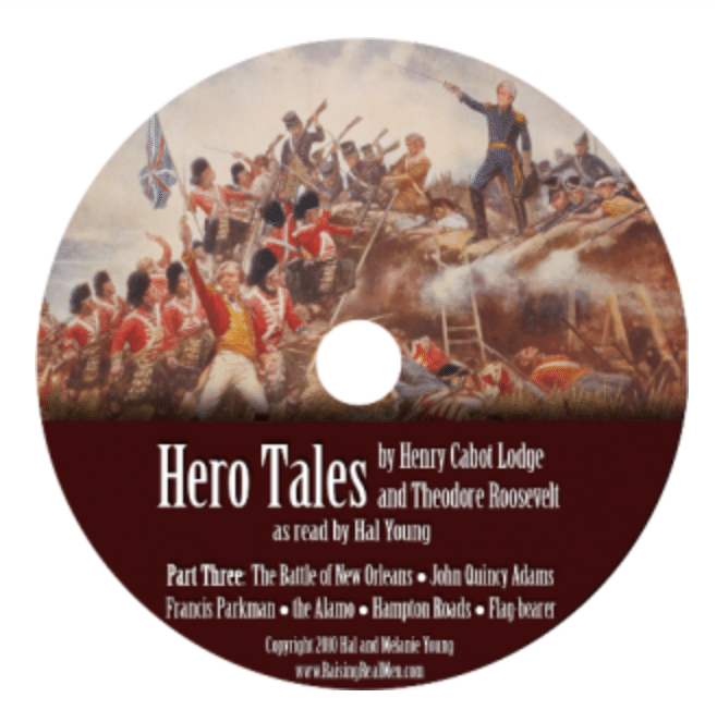 Hero Tales From Hal and Melanie Young