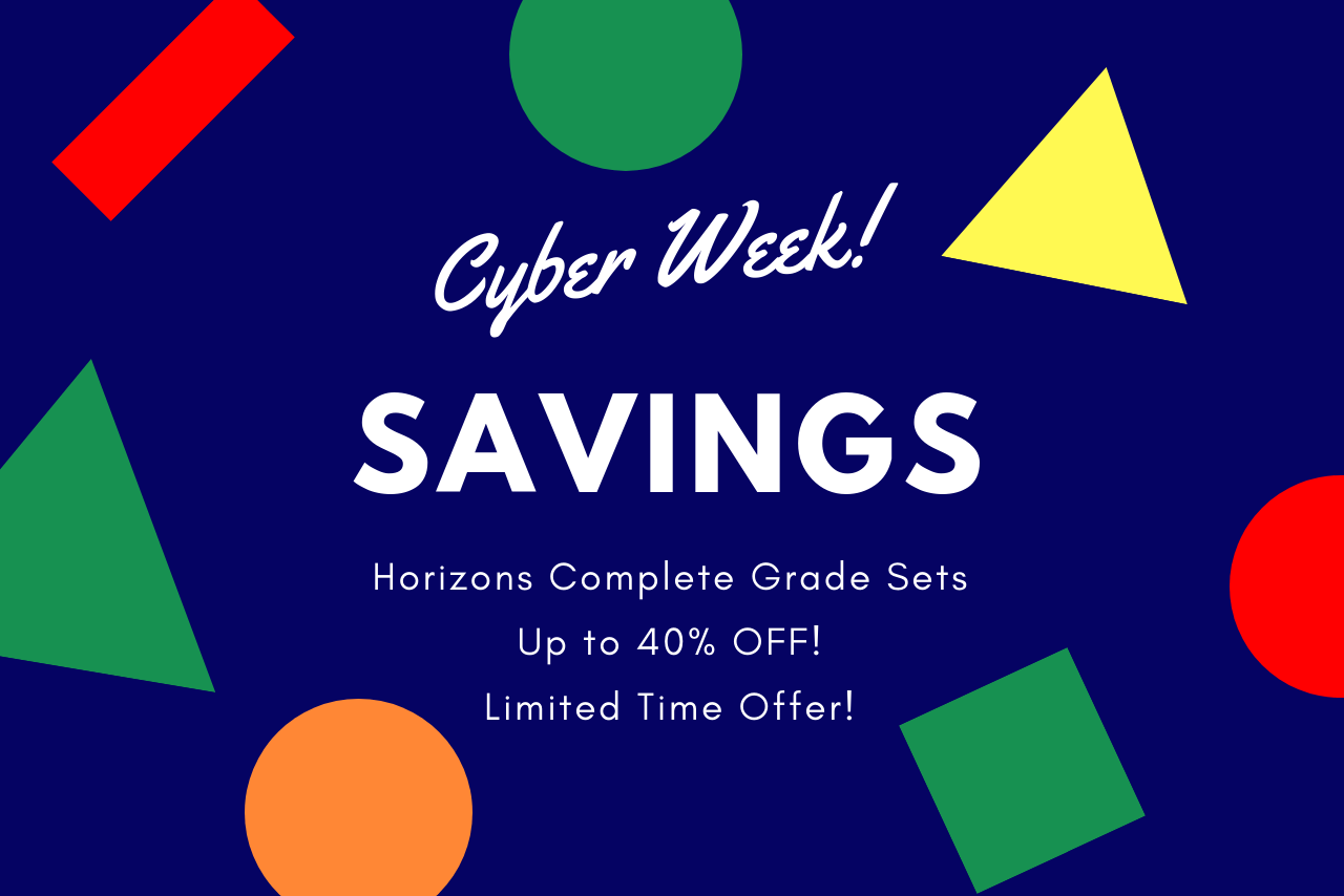 Horizons Cyber Week Promotion